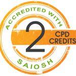 Construction Regulations - SAIOSH CPD Points